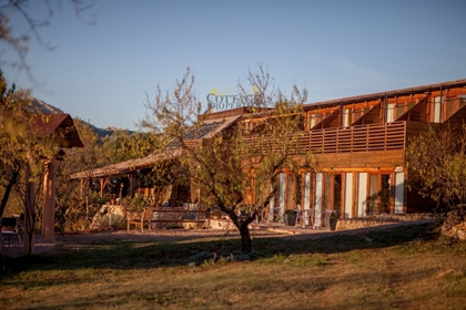 Rural and Ecological Hotel in Valderrobres, province of Teruel about 10 km from the border