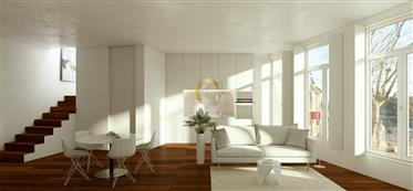 Apartamento T2 Duplex - Rio