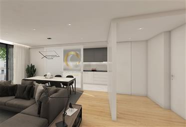 Pré-Vendas! Apartamento T2 Matosinhos