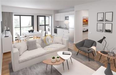 Apartamento T2 Novo