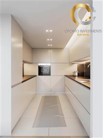 Apartment T2 Novo - Matosinhos Centro