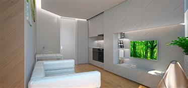 Apartamento T2 Novo - Boavista