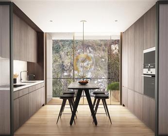 Apartamento T2 de Luxo