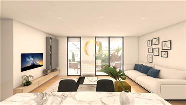 Apartamento T2 Novo - Praia