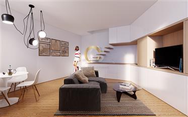 Apartamento Duplex - Centro do Porto
