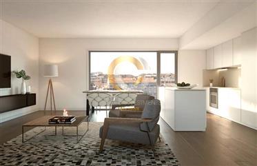 Pré-Vendas Apartamento T0 Porto