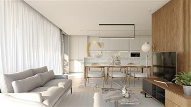 Luxury 2 Bedroom Apartment - Top Floor