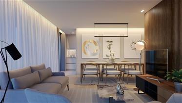 Apartment T2 Novo - Matosinhos Sul