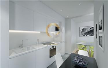 Apartamento T2 - Terraço