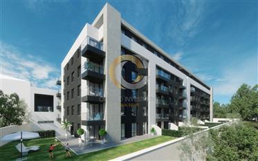Apartamento T2- Terraço