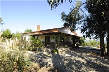 Fraaie bungalow met spectaculair uitzicht