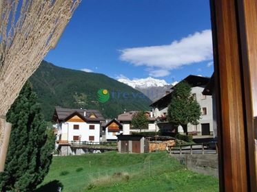 Trentino - Val Di Peio - At the gates of the Stelvio National Park, at the beginning of th