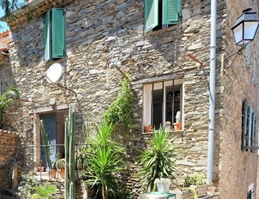 La Garde Freinet - Splendid stone village house with 4 bedrooms