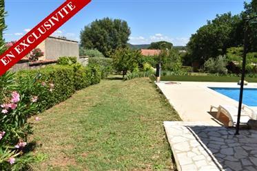 Villa avec piscine 1630 m² terrain