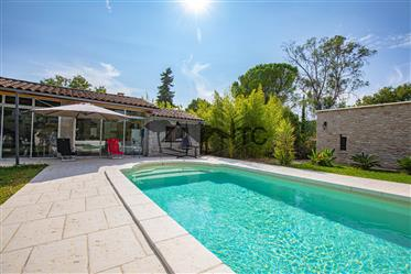 Villa Contemporaine 9250M² De Terrain