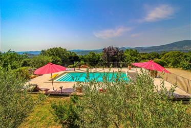 Charming Hamlet Mas With Swimming Pool 7000M² Of Land
