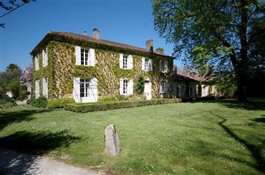 C18th casa, Armagnac