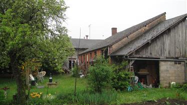 Dipendenza e terra di bordo fiume 1000 M2 casa centro città
