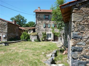Authentic Auvergnat House