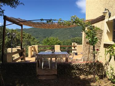 South Corsica, Hamlet of Vignalella, House for sale in beaut...