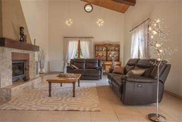 Five Bed and Bath Renovated Lomagnol Farmhouse