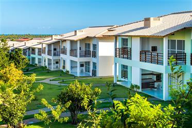 Casas na Beira da Praia. Proximo Praia do forte