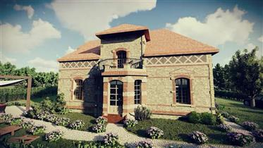 Pavillon de La Haute Barde - Une habitation de grand luxe