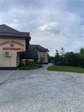 Vanzare Complex Hanul Cocosul - Restaurant, Bar si Hotel Vitanesti, Alexandria
