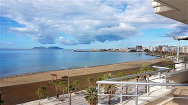 Sea view aprtment for sale in Vlora