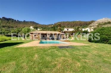 Sensacional y Tranquila Villa en Tarifa
