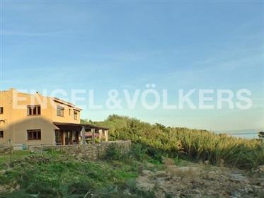Salvaje Villa en Punta Paloma