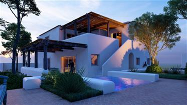 Turnkey Project - New 3 bedroom villa with swimming pool in ...