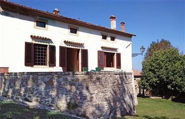 Villa Toscana e quinta perto de Florença, Toscana
