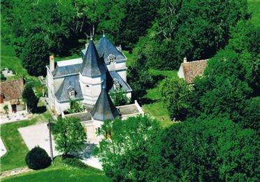 Château et son domaine en Périgord