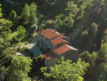 Restaurada a casa de campo do século Xvii