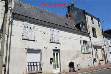 Maisons à rénover Saumur centre