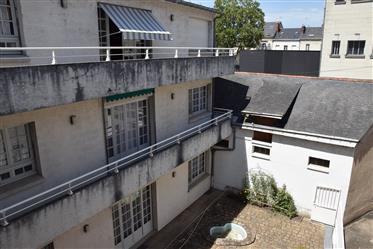Ensemble de biens hyper centre Saumur