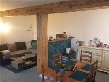 Proche Gemozac A Vendre Maison Charentaise En Partie Renovee Avec Dependances