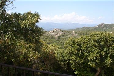 South Corsica for sale beautiful villa with 2 furnished rentals