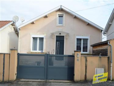Sole Agents. Detached 5 Bed House In Saintes With Pool