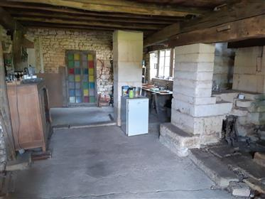 Near Cognac, for sale watermill to renovate
