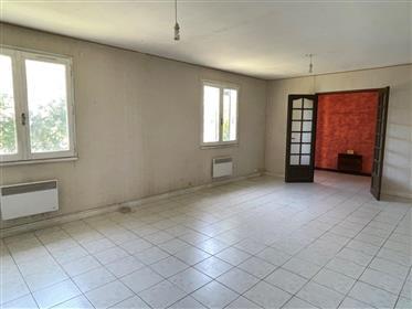 Proche Saintes A Vendre Maison 3 Chambres Garage Jardin