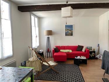 Saintes, town centre, appartement 2 bedrooms