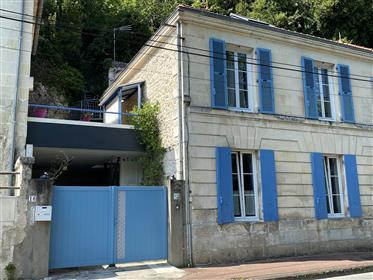 Saintes, for sale townhouse 3 bedrooms, garden