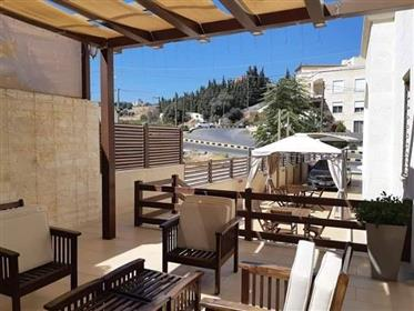 Fantastic attached furnished villa for in Dabouq