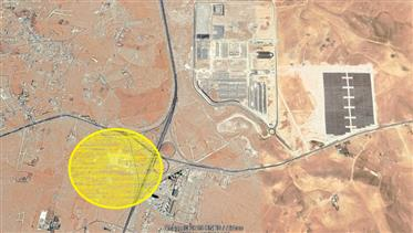 Commercial land near The New Amman customs