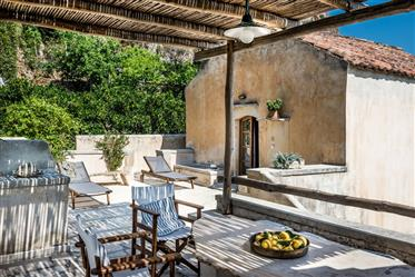 Historical Renovated House - West Crete