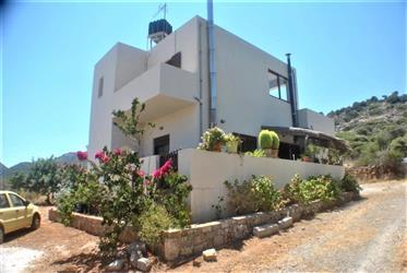 Detached Modern Villa in Seaside Village of Sissi - East Crete