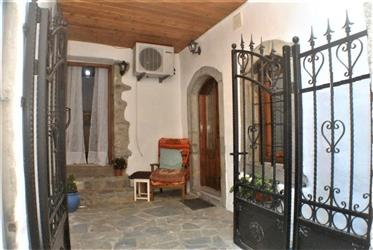 2 Bedroom Stone House with Large Roof Terrace - East Crete