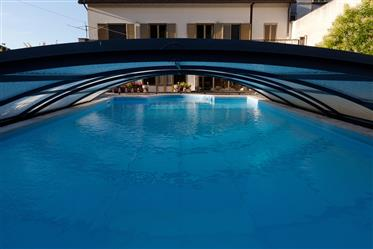 Pool villa, 5 rooms in Daunia with mountains